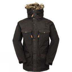 Fjallraven Mens Singi Winter Jacket Dark Grey