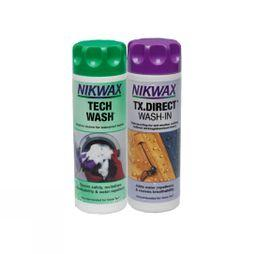 Nikwax Tech Wash/TX Direct Pack .