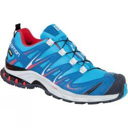 Salomon Women's XA Pro 3D Gore-Tex Boss Blue / Darness Blue / Papya-B