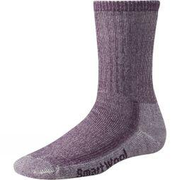 SmartWool Women's Hiking Medium Crew Dark Cassis