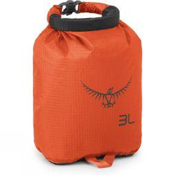 Osprey Ultralight Drysac 3 Poppy Orange