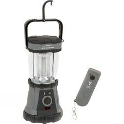 Blue Mountain 24 LED Lantern with Remote Black