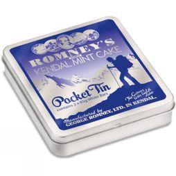 Romney's Kendal Mint Cake (White) Pocket Tin 2 x 85g  White
