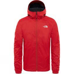The North Face Men's Quest Jacket TNF Red/White