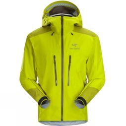 Arc'teryx Men's Alpha AR Gore-Tex Pro Jacket Lichen