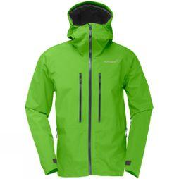 Norrona Mens Trollveggen GORE-TEX Light Pro Jacket CLEAN GREEN