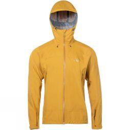 Rab Mens Downpour Plus Jacket Dijon