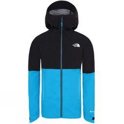 The North Face Mens Impendor Shell Jacket Acoustic Blue/Tnf Black