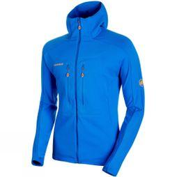 Mammut Mens Eiswand Advanced Midlayer Hoody ICE