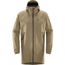 Haglofs Mens L.I.M Proof Parka Dune