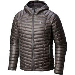 Mountain Hardwear Men's Ghost Whisperer Hooded Down Jacket Manta Grey