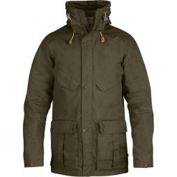 Fjallraven Mens Jacket No. 68 Dark Olive