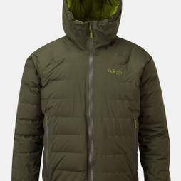 Rab Mens Valiance Jacket Army / Cactus