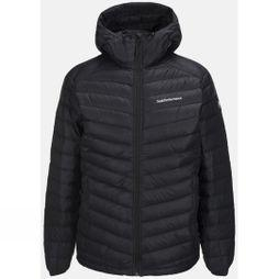 Mens Frost Down Hooded Jacket