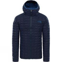 The North Face Mens Thermoball Hoodie Ubran Navy Matte