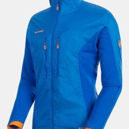 Mammut Mens Eigerjoch Hybrid Insulated Jacket Ice