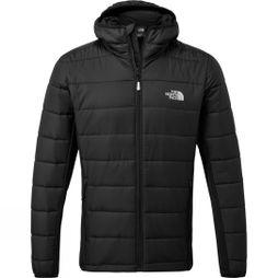 The North Face Mens Hybrid Ins Hoody TNF Black
