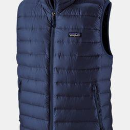 Patagonia Mens Down Sweater Vest Classic Navy/Classic Navy