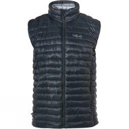 Rab Mens Altus Vest Beluga / Light Zinc