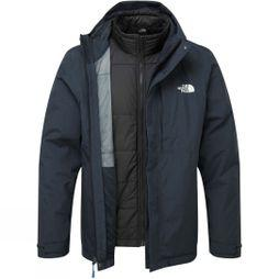 The North Face Men's Selsley Triclimate II Jacket Dark Navy Heather