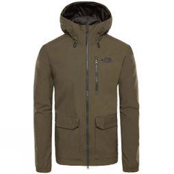 The North Face Mens Jackstraw Jacket New Taupe Green