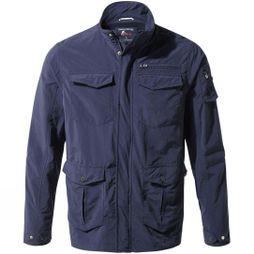 Craghoppers Mens NosiLife Adventure Jacket II Blue Navy