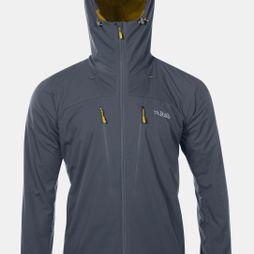 Rab Men's Vapour-rise Alpine Jacket Steel/Dijon