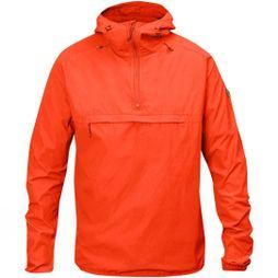 Fjallraven Men's High Coast Wind Anorak Flame Orange