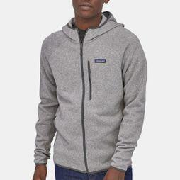 Patagonia Men's Performance Better Sweater Hoody Feather Grey