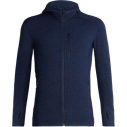 Men's Descender Long Sleeve Zip Hood