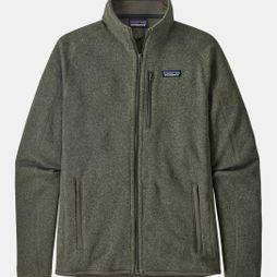 Patagonia Men's Better Sweater Jacket Industrial Green