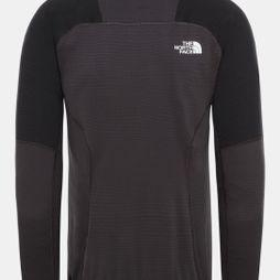 The North Face Men's Impendor Midlayer Fleece Weathered Black/Tnf Black