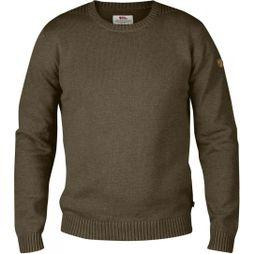 Mens Övik Knit Crew