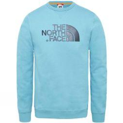 The North Face Drew Peak Crew Storm Blue