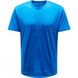 Haglofs Men's Glee Tee Storm Blue