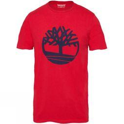 Mens Kennebec River Tree Logo T-Shirt