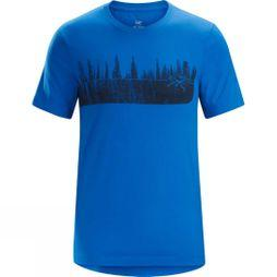 Arc'teryx Mens Glades Short Sleeve T-Shirt Stellar