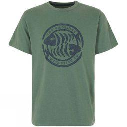 Mens WF Surf Branded Graphic T Shirt