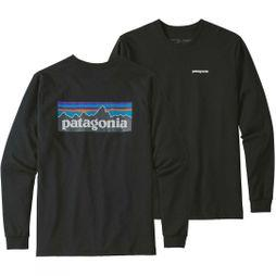P-6 Long-Sleeved P-6 Logo-Tee