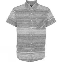 United By Blue Mens Ridgerunner Striped Shirt Grey