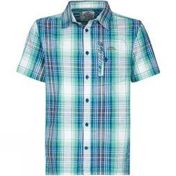Mens Darros Slub Check Shirt