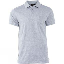 United By Blue Men Hudson Polo Grey