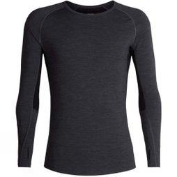Mens 200 Zone Long Sleeve Crew Top