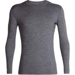 Mens 200 Oasis Long Sleeve Crew Top