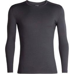 Icebreaker Mens 260 Tech Long Sleeve Crew Top Monsoon