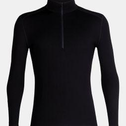 Mens 260 Tech Long Sleeve Half Zip Top