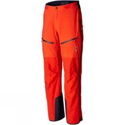 Mountain Hardwear Mens Superforma Pants Fiery Red