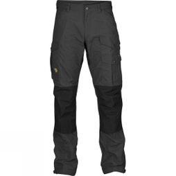 Fjallraven Men's Vidda Pro Trousers Dark Grey/Black