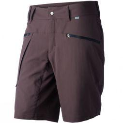 Houdini Men's Gravity Light Shorts Backbeat Brown