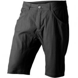 Houdini Men's Action Twill Shorts Rock Black